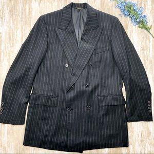 {Brooks Brothers} CUSTOM Double Breasted Blazer